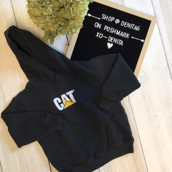 Other - Boy's Cat Hooded Sweatshirt Size 4/5